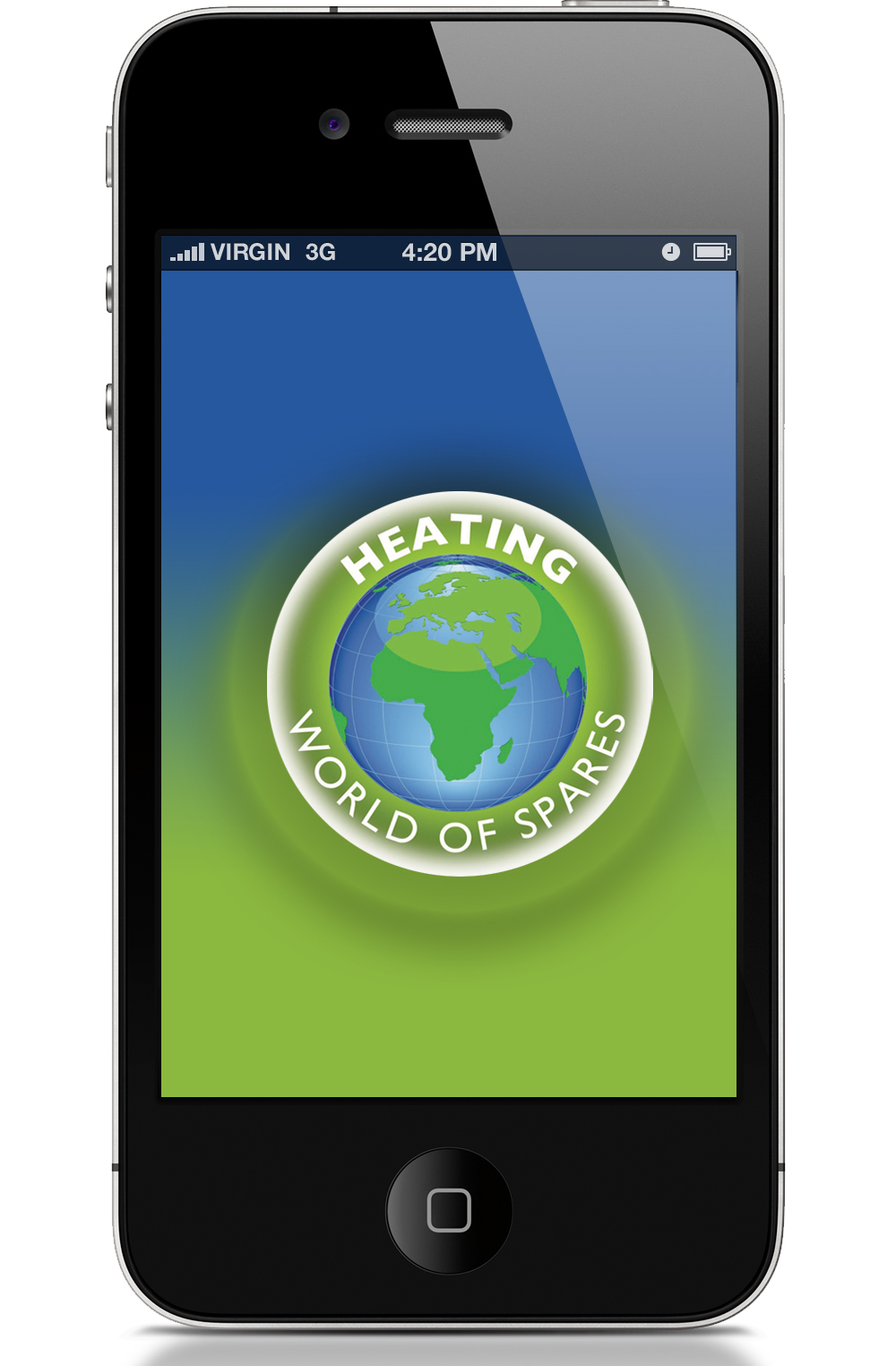 new app launchedheating world of spares | oil installer