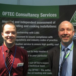 Ecobuild debut for OFTEC
